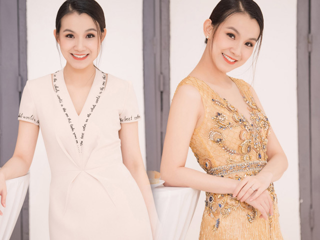 Hoa hậu Thùy Lâm trẻ đẹp ngỡ ngàng sau 10 năm đăng quang