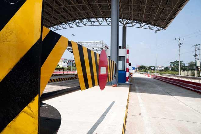 Ngắm cây cầu hơn 1.800 tỷ bắc qua sông Hồng thông xe dịp giải phóng Thủ đô - 9