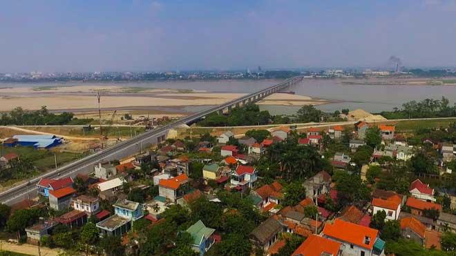 Ngắm cây cầu hơn 1.800 tỷ bắc qua sông Hồng thông xe dịp giải phóng Thủ đô - 1