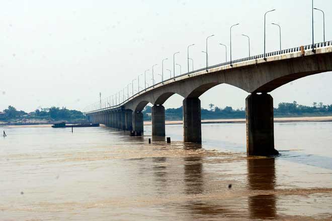 Ngắm cây cầu hơn 1.800 tỷ bắc qua sông Hồng thông xe dịp giải phóng Thủ đô - 6