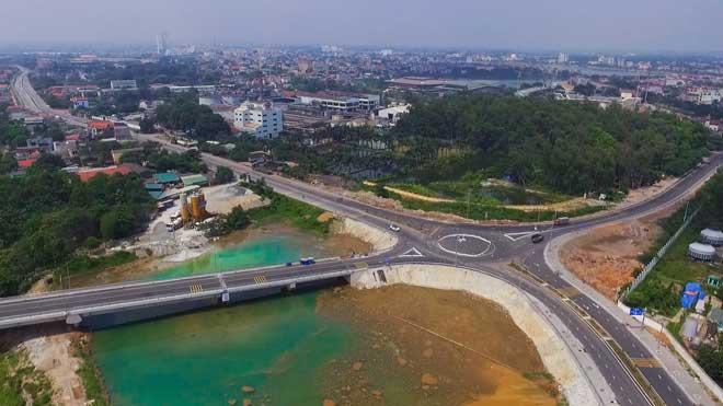 Ngắm cây cầu hơn 1.800 tỷ bắc qua sông Hồng thông xe dịp giải phóng Thủ đô - 5