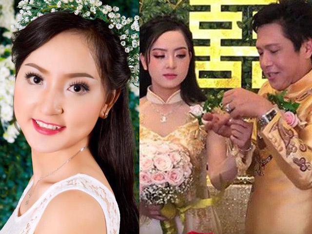 Vợ trẻ kém nghệ sĩ Trọng Nghĩa 29 tuổi đã xinh đẹp, lại khéo léo, giỏi giang