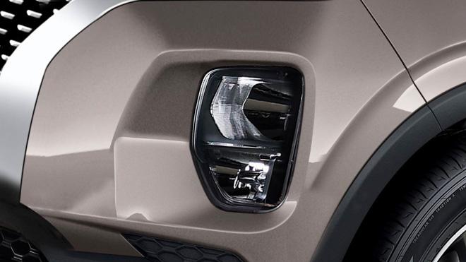 SUV cỡ lớn Hyundai Palisade bị bắt gặp trên đường chạy thử - 5