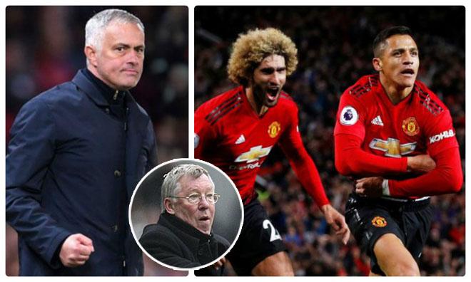 MU ngược dòng kiểu Sir Alex giữ Mourinho: Liệu có cần Zidane cứu giá - 1