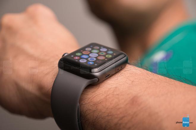 Apple Watch Series 4: Chiếc đồng hồ thông minh tốt nhất hiện nay - 2