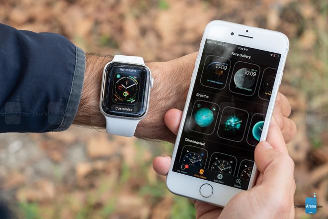 Apple Watch Series 4: Chiếc đồng hồ thông minh tốt nhất hiện nay - 7