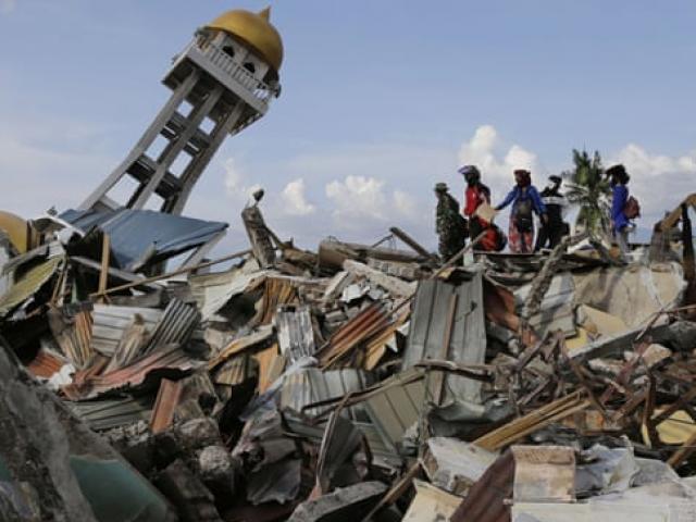 Thế giới - Động thái kỳ lạ của Indonesia 1 tuần sau trận sóng thần khủng khiếp
