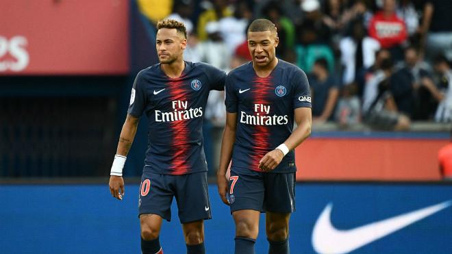 """""""Ninja rùa"""" Mbappe 4 bàn/13 phút: Neymar & phe Brazil gây rối bất thành - 2"""