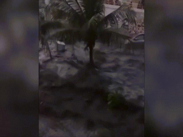 Thế giới - Video mới về sóng thần cao 6 mét ập vào thành phố Indonesia