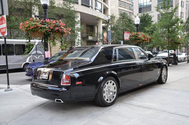 Chiếc Rolls Royce Phantom siêu sang của Kim Jong-un có gì đặc biệt? - 3