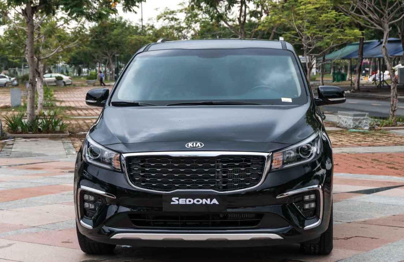 Kia Sedona 2019 chính thức ra mắt Việt Nam, giá bán từ 1,129 tỷ đồng - 2