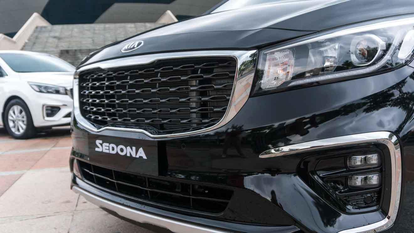 Kia Sedona 2019 chính thức ra mắt Việt Nam, giá bán từ 1,129 tỷ đồng - 3