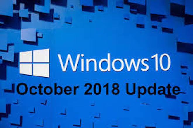 Microsoft phát hành lại Windows 10 October 2018 sau khi sửa lỗi - 1