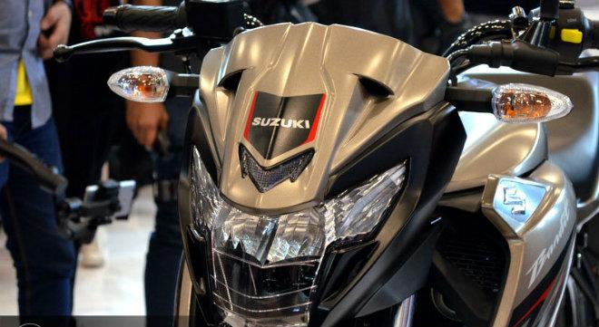 Ngắm Suzuki GSX150 Bandit giá 39 triệu đồng, Exciter chao đảo - 3