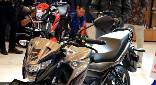 Ngắm Suzuki GSX150 Bandit giá 39 triệu đồng, Exciter chao đảo - 4