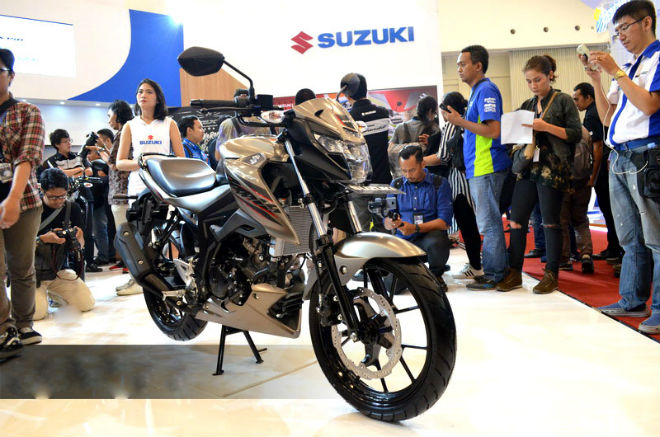 Ngắm Suzuki GSX150 Bandit giá 39 triệu đồng, Exciter chao đảo - 1