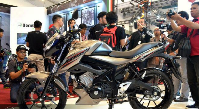 Ngắm Suzuki GSX150 Bandit giá 39 triệu đồng, Exciter chao đảo - 2