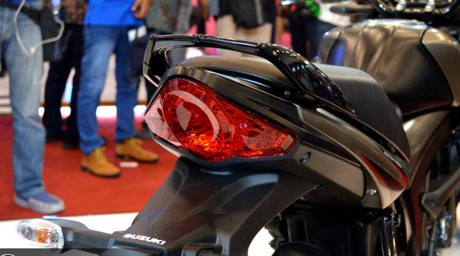 Ngắm Suzuki GSX150 Bandit giá 39 triệu đồng, Exciter chao đảo - 9