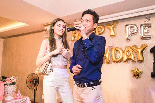Hot girl này ra là con gái nghệ sĩ Trọng Nghĩa vừa cưới vợ kém 29 tuổi - 3