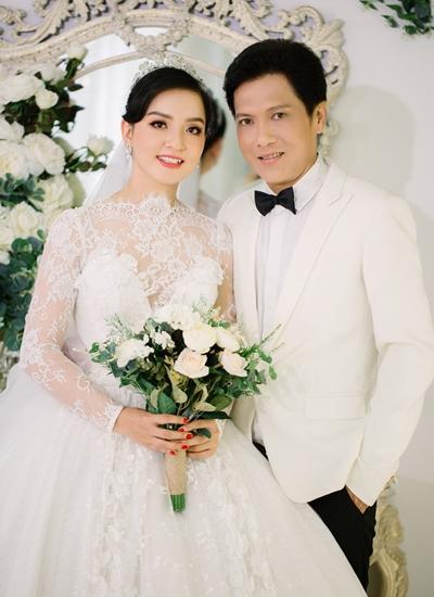 Hot girl này ra là con gái nghệ sĩ Trọng Nghĩa vừa cưới vợ kém 29 tuổi - 1