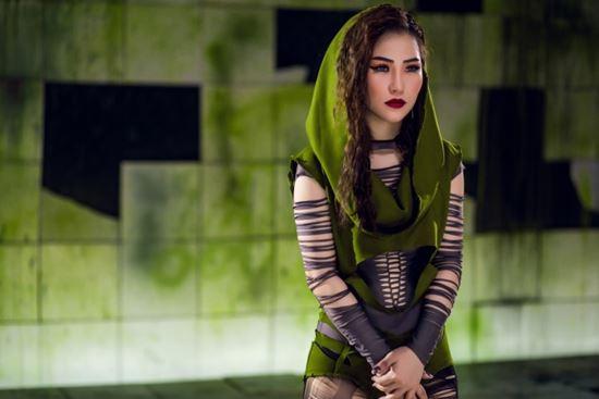 Bộ 3 Hương Tràm - Tóc Tiên - Bảo Anh: Váy áo ngày càng táo bạo - 6