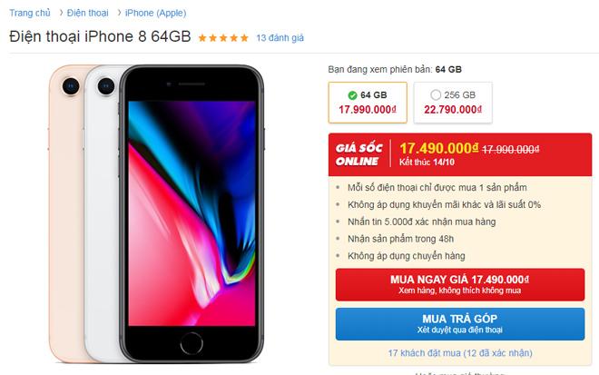 NÓNG: iPhone đồng loạt giảm giá - 2