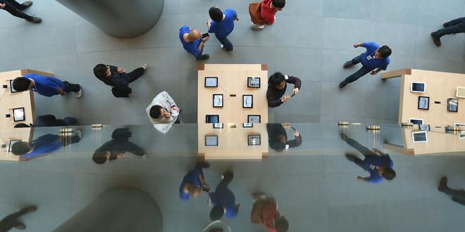 Apple tốn cả tỷ đô la bởi bảo hành nhái Ở Trung Quốc