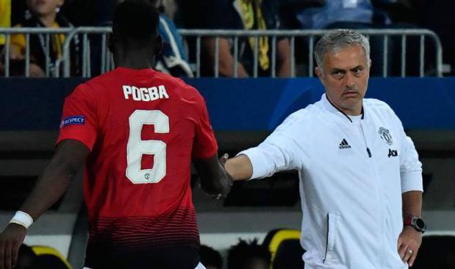 """Pogba """"cứu giá"""" Mourinho: Không cần băng đội trưởng để trở nên vĩ đại - 1"""