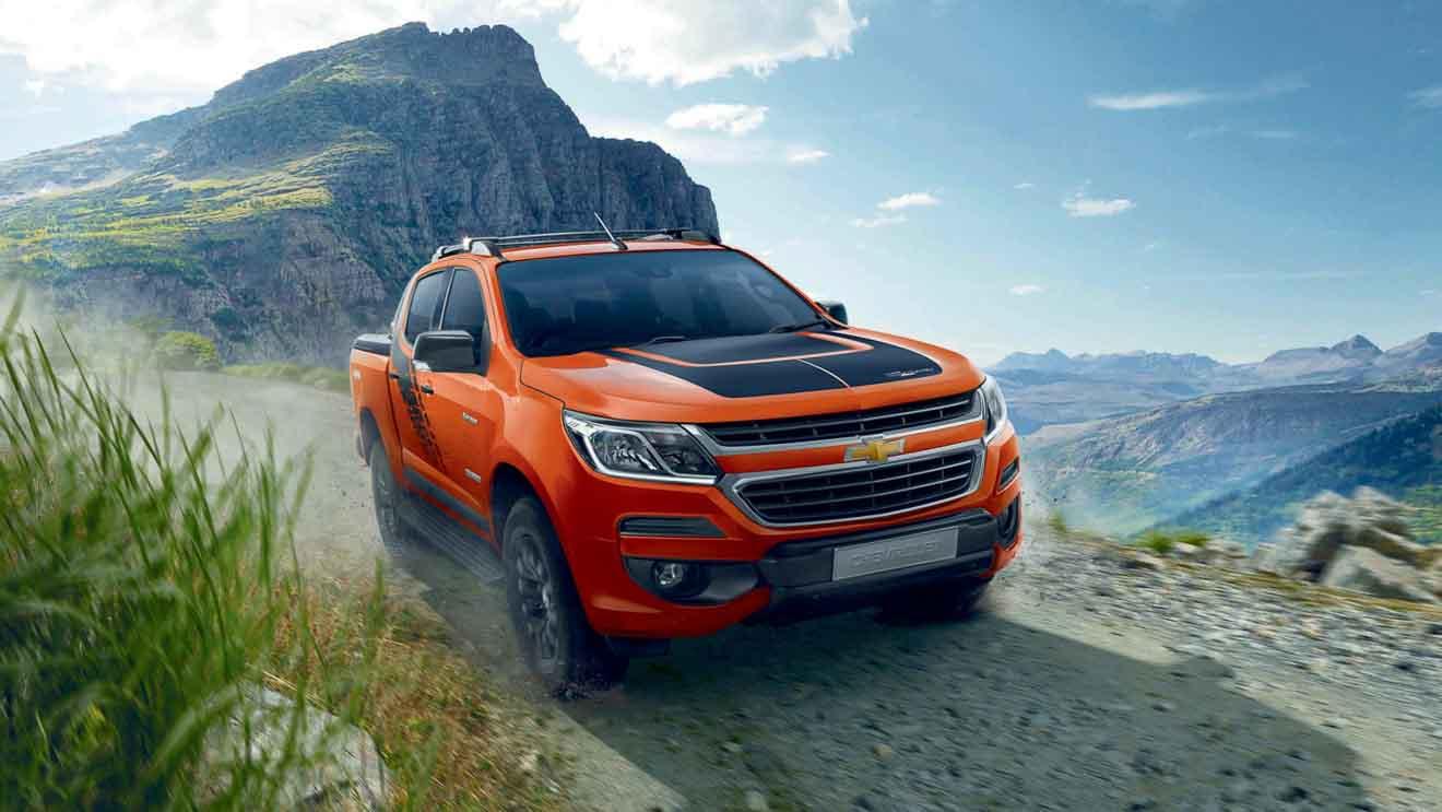 Chevrolet Việt Nam ra mắt bán tải Colorado phiên bản đặc biệt, giới hạn chỉ 100 chiếc - 1