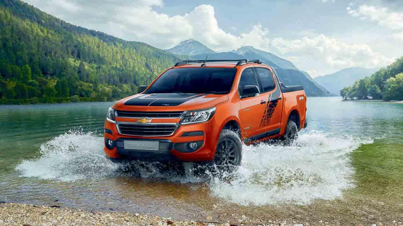 Chevrolet Việt Nam ra mắt bán tải Colorado phiên bản đặc biệt, giới hạn chỉ 100 chiếc - 2
