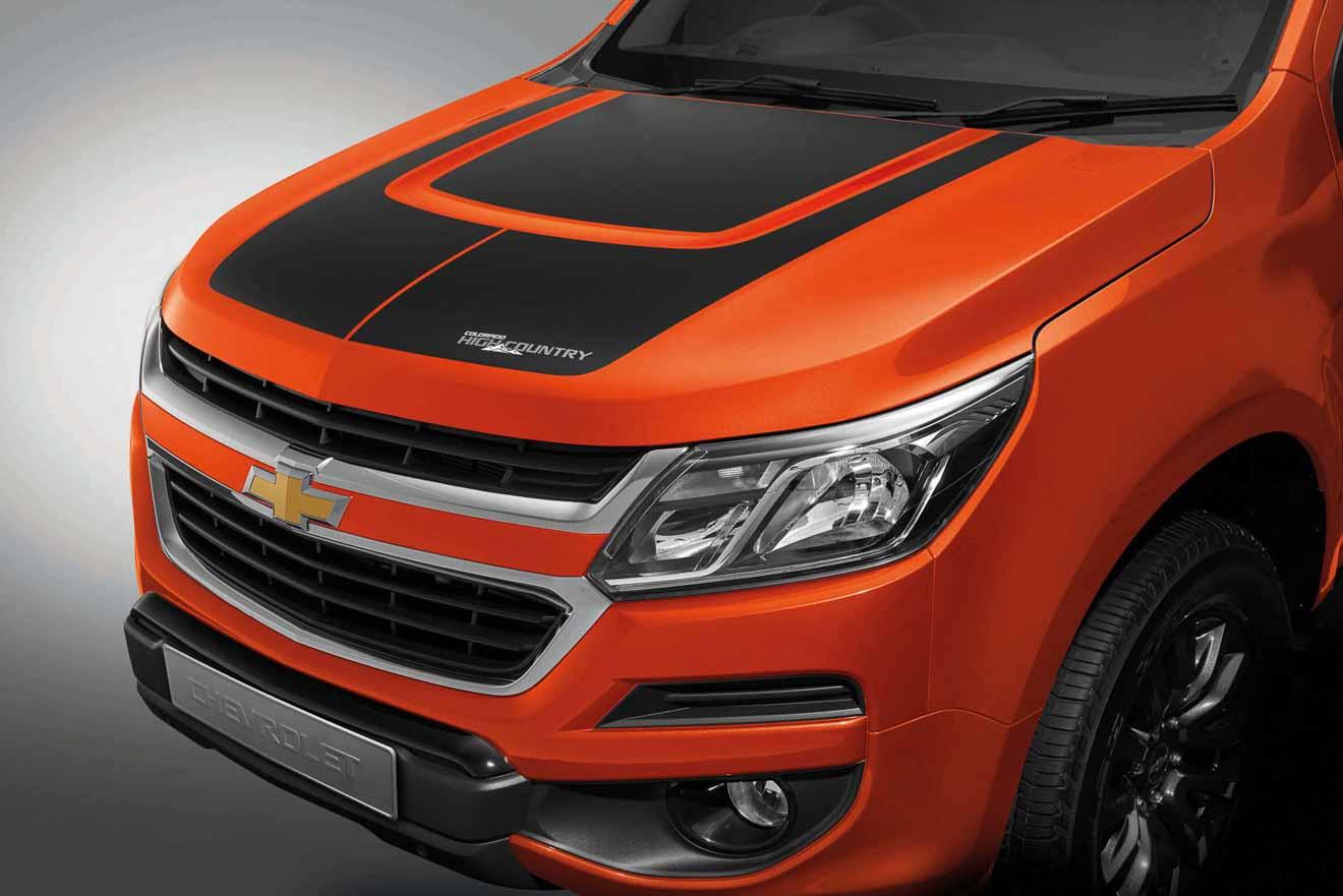 Chevrolet Việt Nam ra mắt bán tải Colorado phiên bản đặc biệt, giới hạn chỉ 100 chiếc - 4