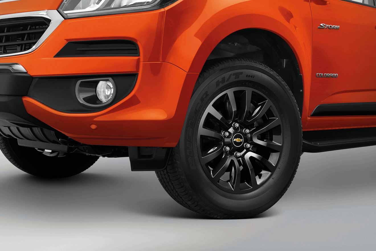 Chevrolet Việt Nam ra mắt bán tải Colorado phiên bản đặc biệt, giới hạn chỉ 100 chiếc - 6