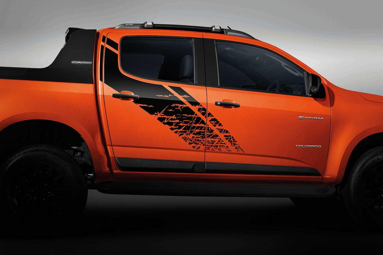 Chevrolet Việt Nam ra mắt bán tải Colorado phiên bản đặc biệt, giới hạn chỉ 100 chiếc - 7