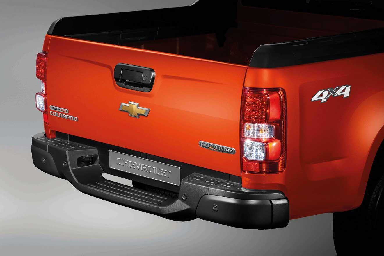 Chevrolet Việt Nam ra mắt bán tải Colorado phiên bản đặc biệt, giới hạn chỉ 100 chiếc - 10