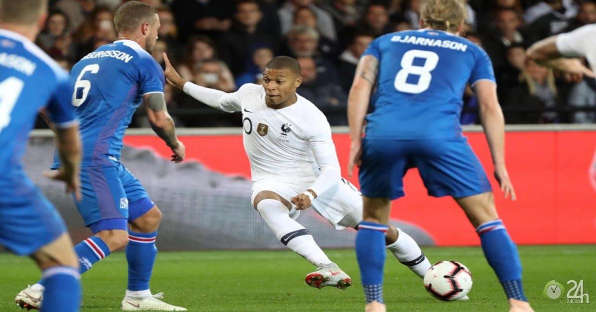 Pháp - Iceland: Siêu thần đồng cứu giá phút 90
