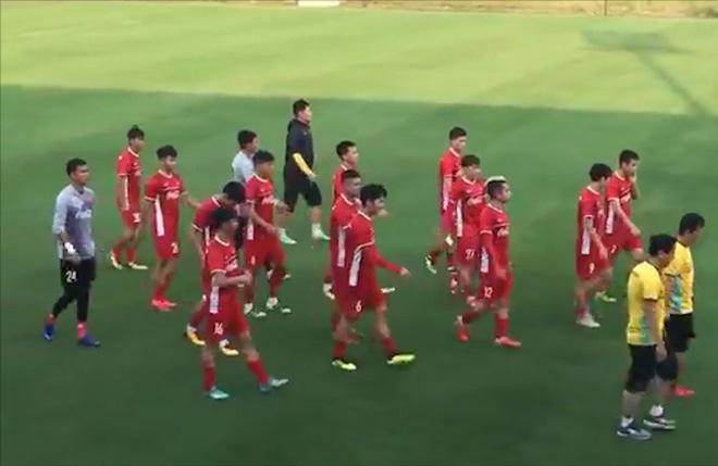 """ĐT Việt Nam tập săn vàng AFF Cup: """"Nóng"""" hơn với 8 SAO Hà Nội hội quân - 1"""