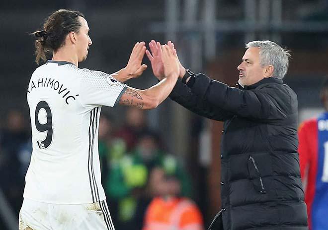 "Mourinho cầu viện Ibrahimovic trở lại MU: Pogba & Bailly ""tái mặt"" - 3"