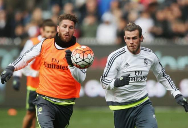 """Rung chuyển Real: """"Đại ca"""" Ramos nóng mắt đòi tống cổ Gareth Bale - 1"""