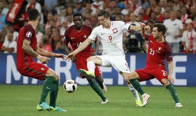 Ba Lan - Bồ Đào Nha: Không Ronaldo vẫn cống hiến đại tiệc 5 bàn - 1