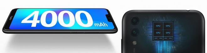 Honor 8C trình làng với màn hình 6,26 inch, pin khủng giá chỉ 3,73 triệu đồng - 2