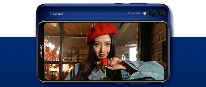 Honor 8C trình làng với màn hình 6,26 inch, pin khủng giá chỉ 3,73 triệu đồng - 1