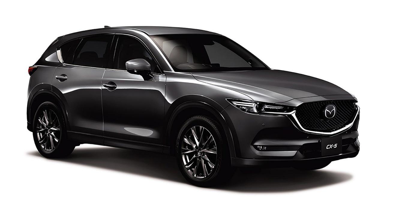Mazda giới thiệu CX-5 2019 với trang bị động cơ tăng áp - 1