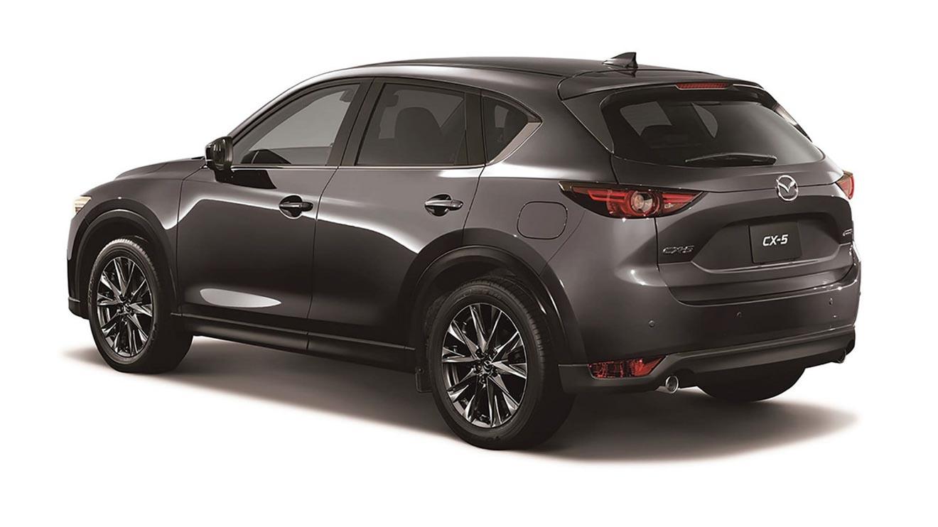 Mazda giới thiệu CX-5 2019 với trang bị động cơ tăng áp - 2