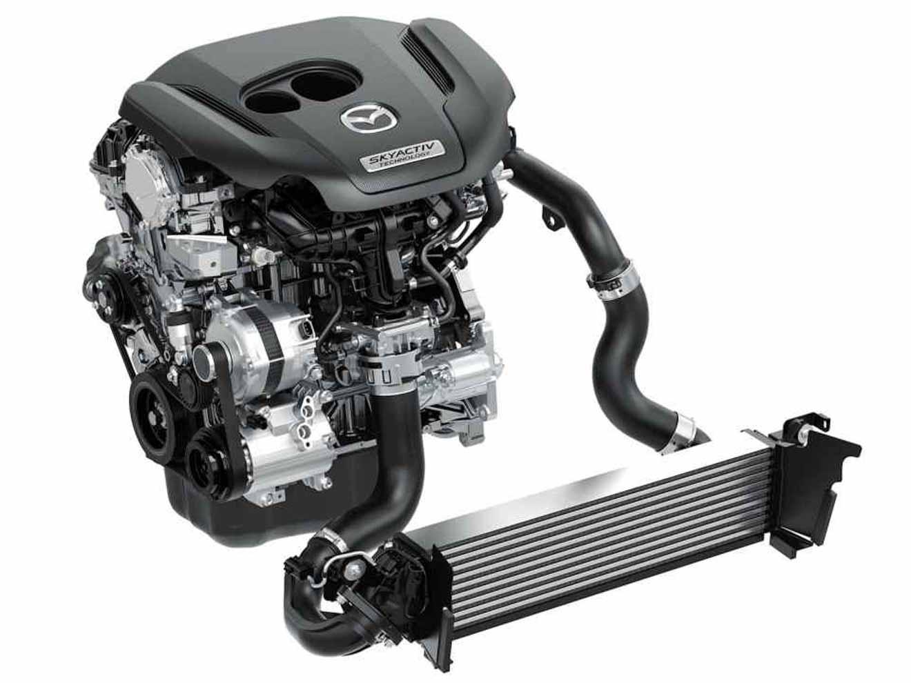 Mazda giới thiệu CX-5 2019 với trang bị động cơ tăng áp - 3