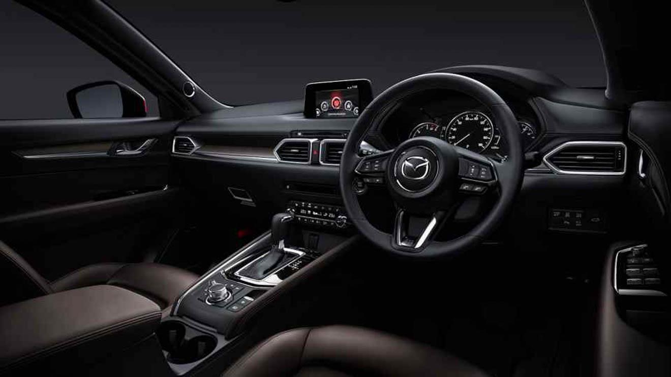 Mazda giới thiệu CX-5 2019 với trang bị động cơ tăng áp - 4