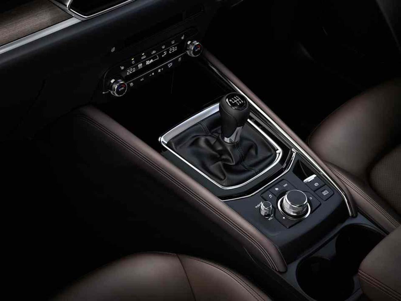 Mazda giới thiệu CX-5 2019 với trang bị động cơ tăng áp - 6