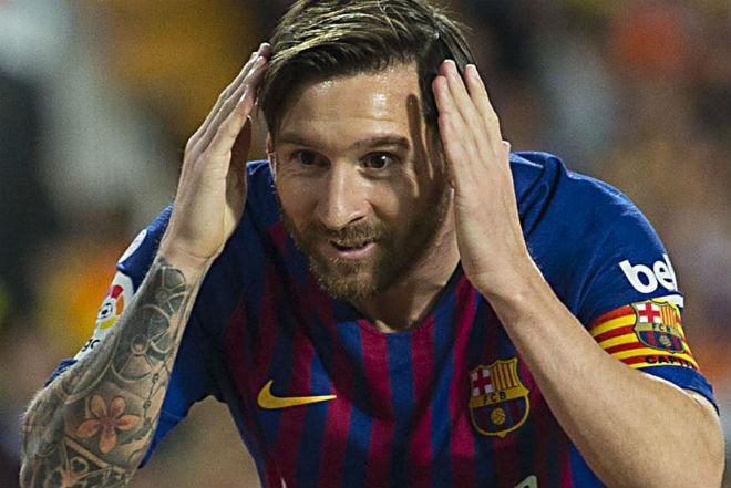 Chấn động Messi chán Barca sắp đi miễn phí: Man City - MU có cơ hội? - 1