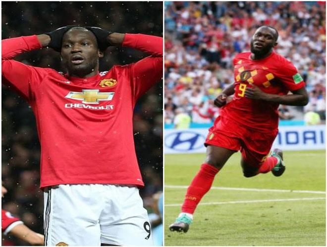 Nghịch lý Lukaku: 6 trận tịt ngòi ở MU, lên tuyển Bỉ hóa siêu anh hùng - 1