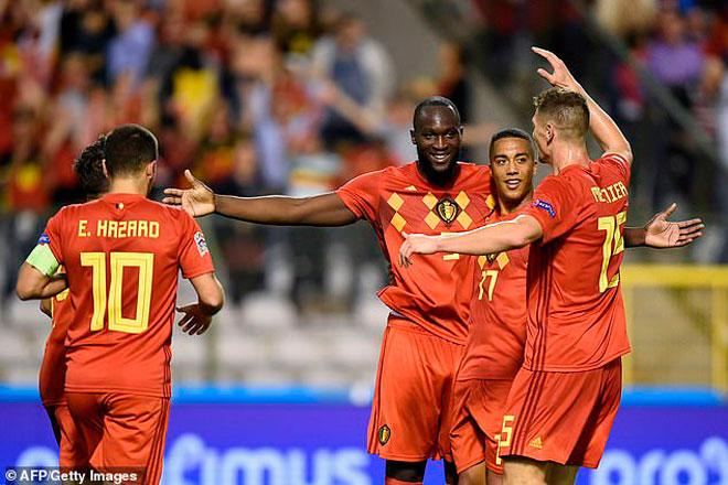 Nghịch lý Lukaku: 6 trận tịt ngòi ở MU, lên tuyển Bỉ hóa siêu anh hùng - 2