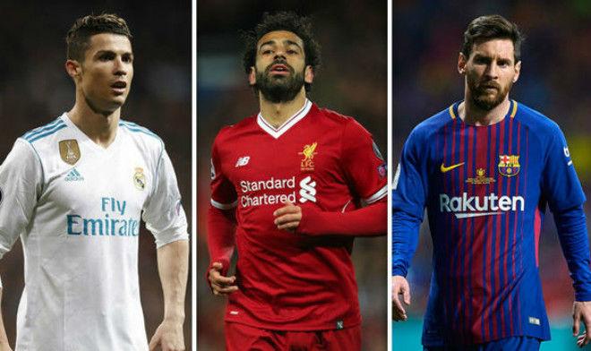"""Salah chấn thương: Ám ảnh """"lời nguyền kép"""" khó tranh QBV với Ronaldo - 2"""